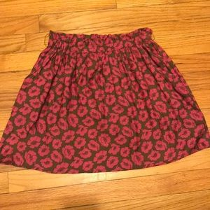 American Eagle Outfitters women's mini skirt